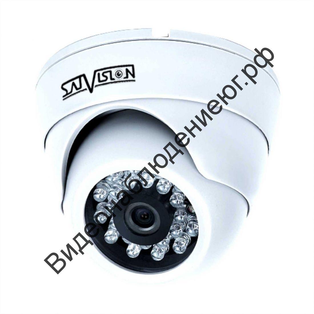 Купольная цветная видеокамера SVС-D894