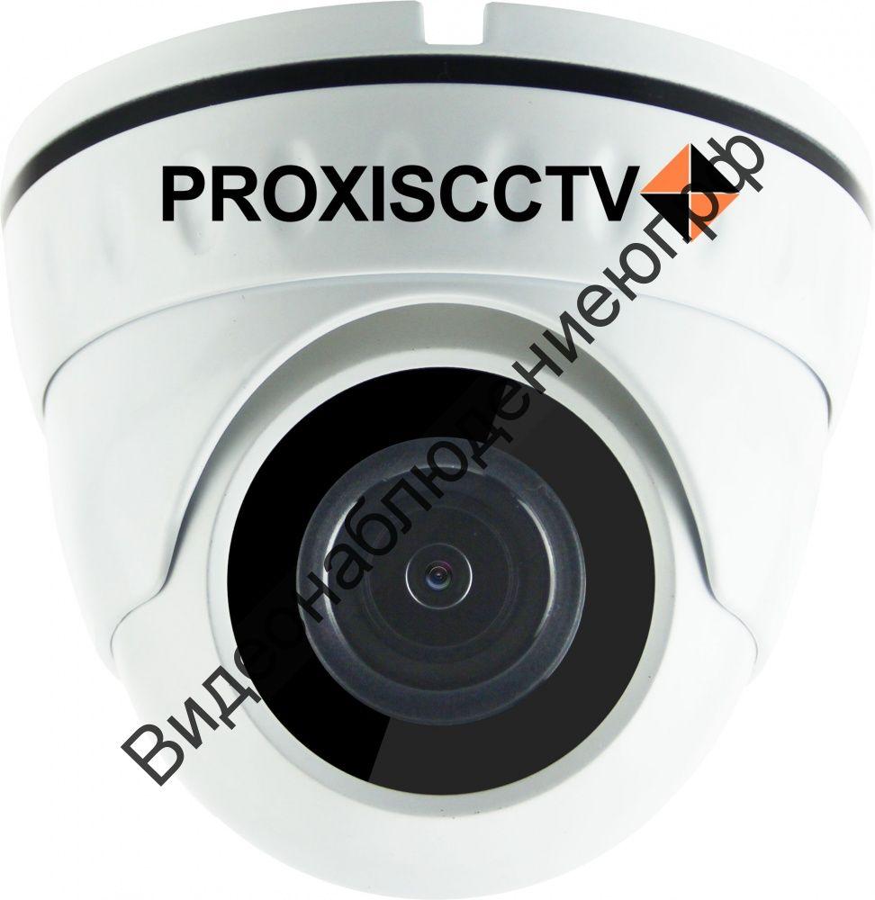 Купольная IP видеокамера PX-IP-DN-V40-P/A/C